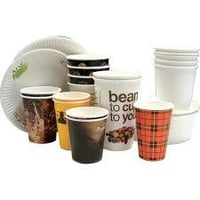 Ear 1 Lack Start Your On Business Paper Cup,Glass
