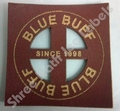 LASER CUTTING LEATHER PATCH
