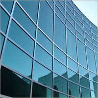 Exterior Building Wall Glass