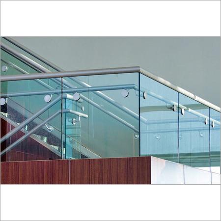 Interior Railing Glass