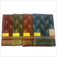 Ethnic Embroidery Sarees