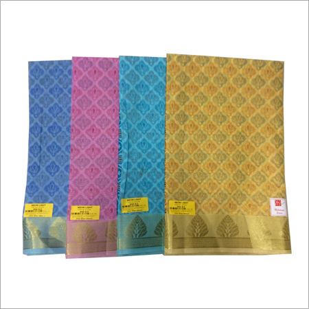 Printed Embroidery Sarees