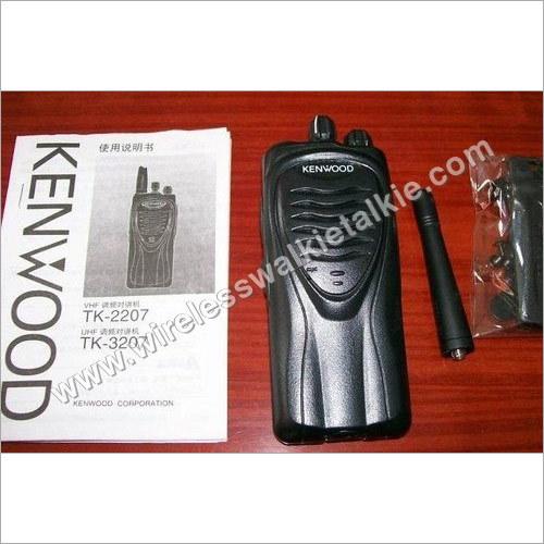KENWOOD Walkie Talkie TK-3207