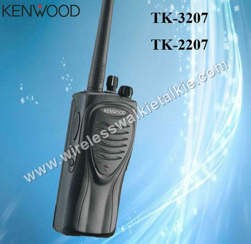 KENWOOD Walkie Talkie TK-2207