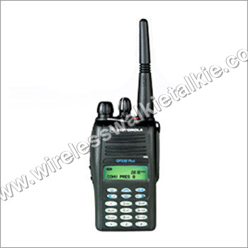 MOTOROLA Walkie Talkie GP338