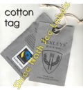 Cotton Tags