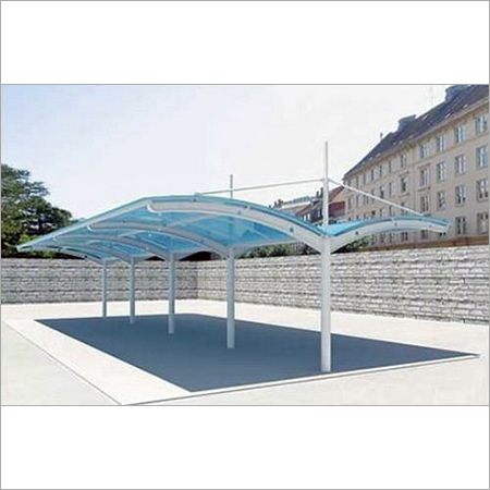 Prefabricated Canopy Structures