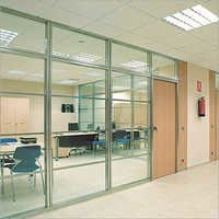 Aluminium Wall Partition