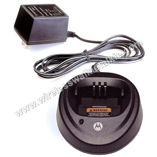 Motorola Desktop Rapid Rate Battery Charger