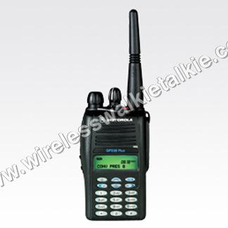 MOTOROLA walkie talkie GP338 PLUS