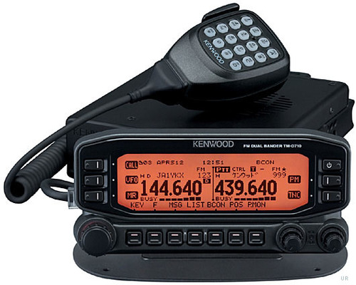KENWOOD TM-D710A