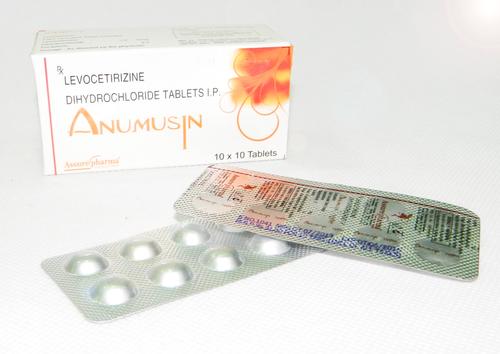 Levocetrizine Dihydrochloride Tablets