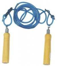 APG Blue & Beige Jumping Or Skipping Rope
