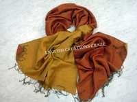 Wool Reversible Scarves