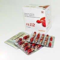 Carbonyl Iron Folic Acid Vita B Vita C Zinc Sulpha