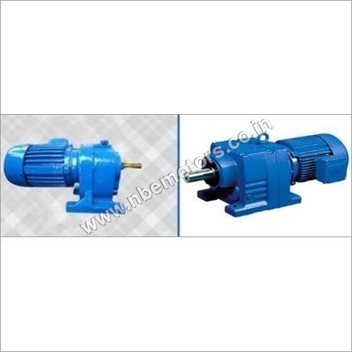 Gear Motor Helical Gear Motor