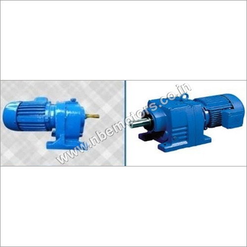 Gear Motor Helical Gear Motor
