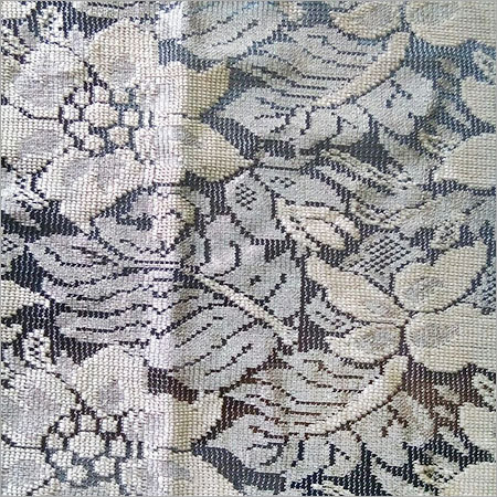 Btight jacquard fabric