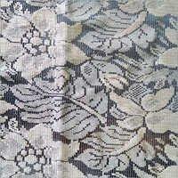Polyester Silk Jacquard Fabrics Cloth