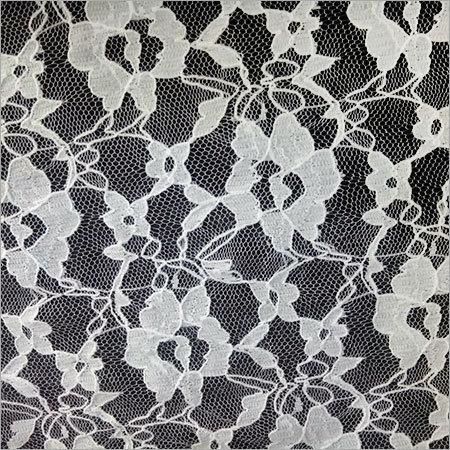 Knitted Designer Rachel Net Fabric