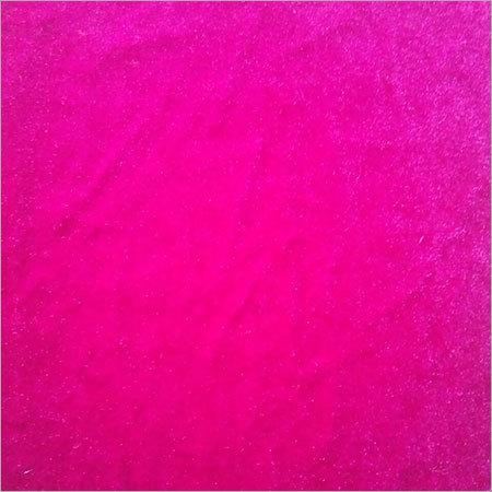 Polyester Standing Pile Velvet Fabric