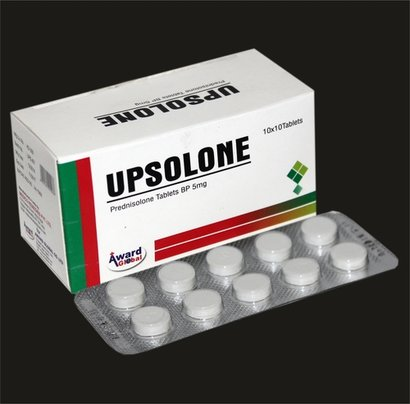 Prednisolone Tablets Store In Cold/Dry Place
