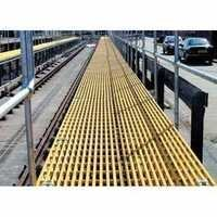 Frp and Grp Moulded Gratings