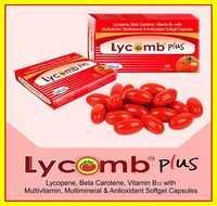 Lycomb Plus Softgel Capsules