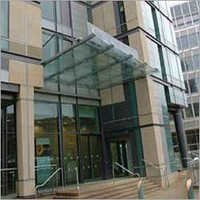 Commercial Entrance Canopies