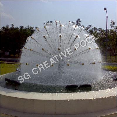 Ball Fountain manufactur