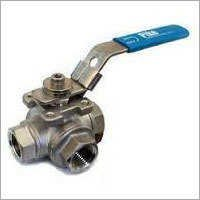 Investment Die Casting Ball Valves