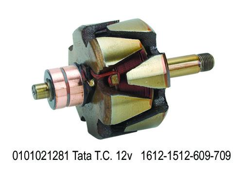 24 SY 1281 0101021281 Alternator Rotor 1612 Tata 1