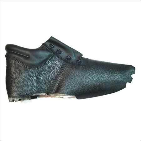 Derby Safety Shoe Upper