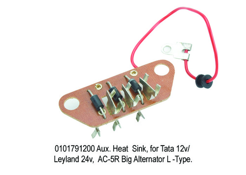 252 SY 1200 Heat Sink Assembly Auxillary TataLeyla