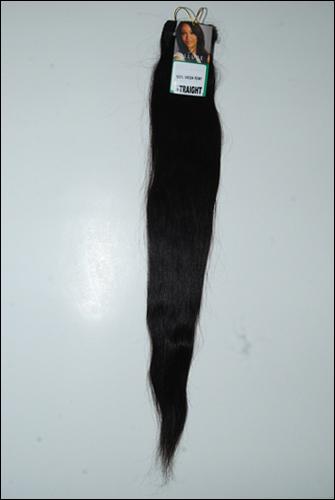 Straight Black Human Hair