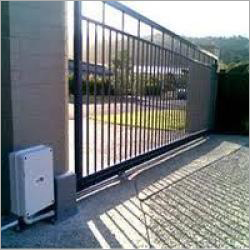 Automatic Motorised Sliding Gate