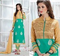 Glass Cotton Salwar Suit