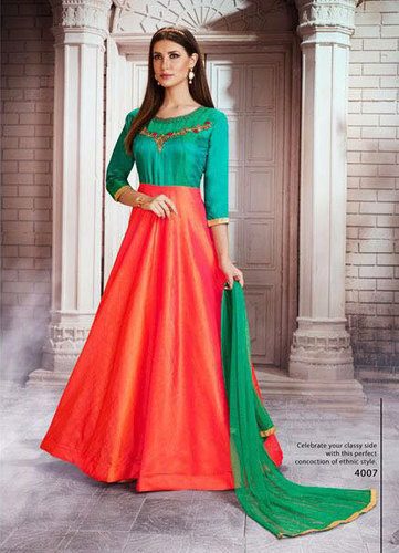 Meraki ethnic wholesale ready made gown catalog