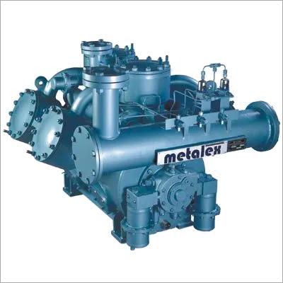 Ammonia Air Cooled Compressor
