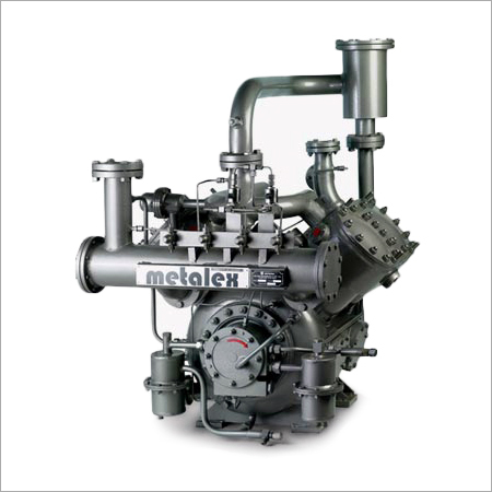 Pneumatic Refrigeration Compressors