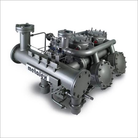 Pneumatic Ammonia Compressors