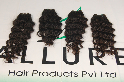 Indian Remy Curly Human Hair