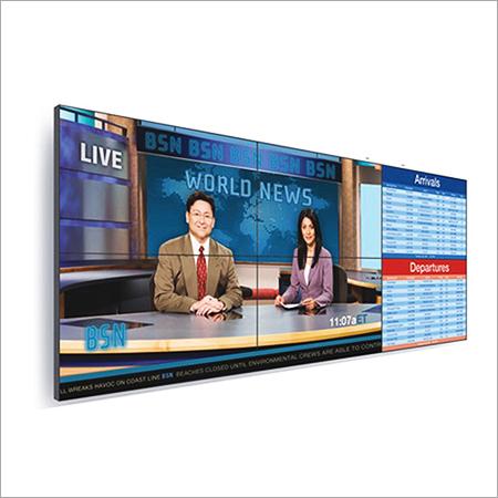 Video Wall Display