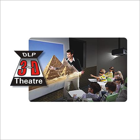 3D Theatre Projector