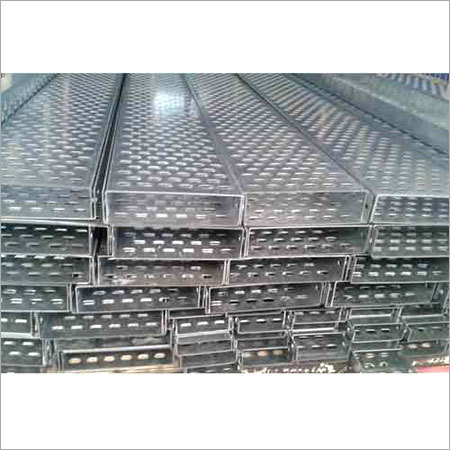 Industrial Perforated Cable Tray