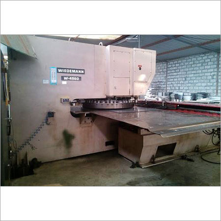 CNC Turret Punching Services