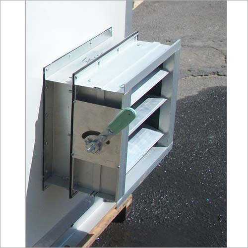 Fabricated Air Duct
