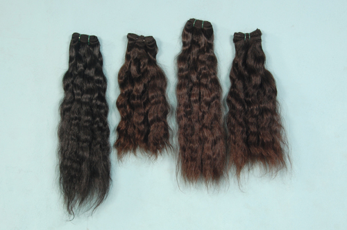Coloured Human Hair Extensions
