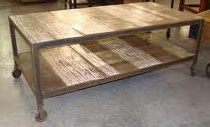 Reclaimed  Furniture-Table