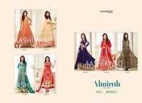 AASHIRWAD CREATION (DIA- MIRZA) Anarkali Suits